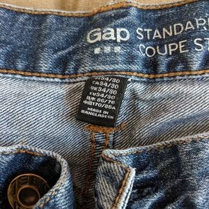 Men's GAP standard fit jeans